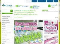 Sitio web de Glofer S. A.