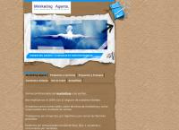 Sitio web de Marketing Agents