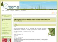 Sitio web de Gaena Enviroment
