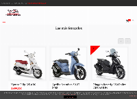 Sitio web de The Doctor Motos S.C.P